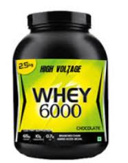 Kiwi Nutritech High Voltage Whey 6000-Chocolate-1 Kg