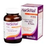 Health Aid HairSkiNail Tablets-30 Tablets