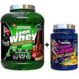 ESN Lean Whey Choco 4lb + ESN Hyper Lean 220g
