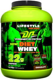 DOMINOR NEW DIET WHEY-Chocolate-4 lb