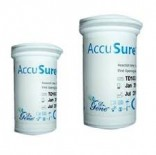 Dr. Gene Accusure Blood Glucose Meter Testing Strips 50