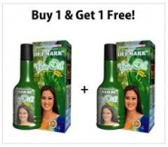 Deemark Herbal Hair Oil {One + One Pack}
