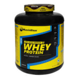 MuscleBlaze Raw Whey Isolate, 2 Kg 4.4 lb Unflavoured