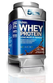 Inner Armour Whey protein -Chocolate-5 lb