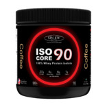 Sinew Nutrition Whey Isolate Isocore 90, Whey Isolate Protein Powder, 300 gm – Coffee Flavour