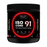 Sinew Nutrition Isocore91 100% Whey Protein Isolate Powder, 300 gm – Vanilla Flavour