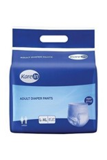 Kare In Adult Pull ups – Pant Style Underwear 10's Pack Large Size 90-120cm (35″-47″)