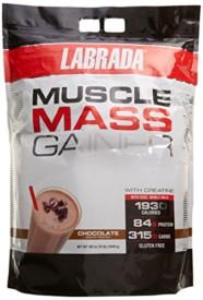 Labrada Muscle Mass Gainer 12lb Chocolate