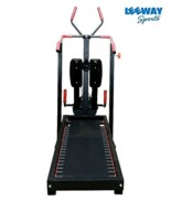 Leeway 4 in 1 Manual Treadmill Walk Or Foldable Jogger Fitness Loose Weight For Home Gym/Cardio