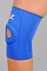 LP 708 Open Patella Standard Knee Support (Size, Large)