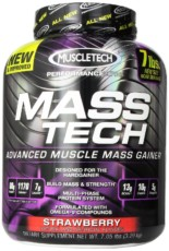 Muscletech Mass-Tech Performance Series-strawberry-7lb