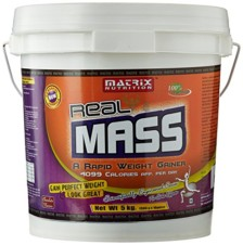 Matrix Nutrition Real Mass – 5 kg (Chocolate)