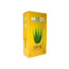 Moods Aloe Vera Condom -12 pcs