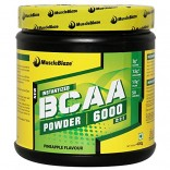 MuscleBlaze BCAA 6000 , 400g (50 Servings) Pineapple