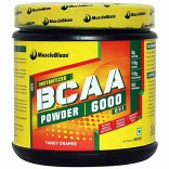 MuscleBlaze BCAA 400g Tangy Orange