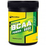 MuscleBlaze BCAA 6000 , 200g (25 Servings) Pineapple