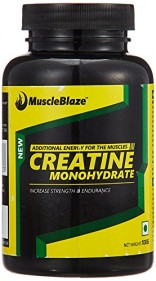MuscleBlaze Creatine 100 gm, Unflavored