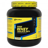 MuscleBlaze Raw Whey Isolate, 2.2 lb Unflavoured