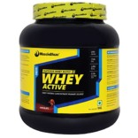 MuscleBlaze Whey Active, Chocolate 1 kg / 2.2 lbs