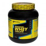 MuscleBlaze Whey Isolate, Chocolate, 2.2 lbs (1kg)