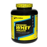 MuscleBlaze Whey Isolate, Chocolate, 2 Kg, 4.4 lbs
