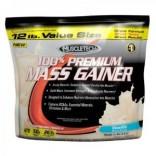 MuscleTech 100 % Premium Mass Gainer-Vanilla-12 lb