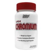 Nutrex Lipo-6 Chromium 100Caps