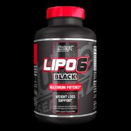 Nutrex Lipo 6 Black -120Caps