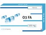 O3FA Fish Oil 500Mg Capsules
