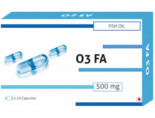 O3FA Fish Oil 500Mg Capsules