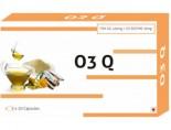 O3Q Fish Oil 450Mg + Coenzyme Q10 30Mg Capsules