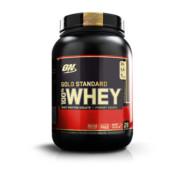 Optimum Nutrition (ON) 100% Whey Gold Standard – 2 lbs (Vanilla Ice Cream)