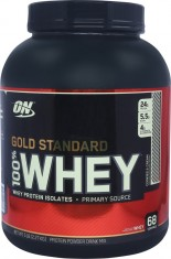 Optimum Nutrition (ON) 100% Whey Gold Standard – 5 lbs (Cookie and Cream)