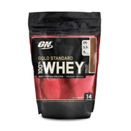 Optimum Nutrition (ON) 100% Whey Gold Standard – 1 lb (Double Rich Chocolate)
