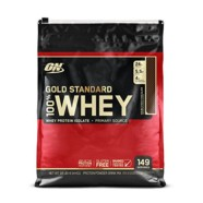 Optimum Nutrition Gold Standard 100% Whey Protein, 10 lb Double Rich Chocolate