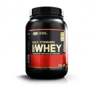 Optimum Nutrition (ON) 100% Whey Gold Standard – 2 lbs (Cookie and Cream)