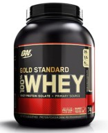 Optimum Nutrition (ON) 100% Whey Gold Standard – 5 lbs ( Double Rich Chocolate )