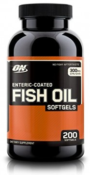 ON Enteric Coated Fish Oil-200softgels