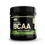 Optimum Nutrition Instantized BCAA 5000 mg Powder – 345 g (Unflavored)