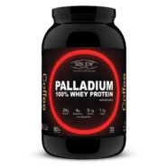 Sinew Nutrition Palladium 100% Whey Protein Concentrate Powder 1 Kg / 2.2 Lbs (33 Servings)Coffee