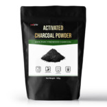 Healthgenie Activated Charcoal Powder Pinewood Based-100 Gm