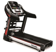 Powermax Fitness TDA-260 Motorized Multifunction Treadmill with Auto Inclination