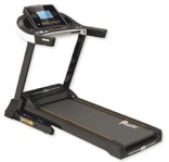 Powermax Fitness TDA-320 Motorized Treadmill with Auto Inclination