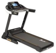 Powermax Fitness TDA-320 Motorized Treadmill with Auto Inclination