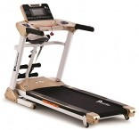 Powermax Fitness TDA-450 Motorized Multifunction Treadmill with Auto Inclination