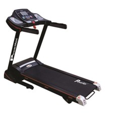 Powermax Fitness TDM-100S Motorized Treadmill with Jumping Wheels and Auto Lubrication