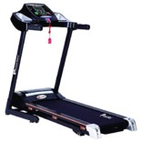 Powermax Fitness TDM-99S Motorized Treadmill with Manual Incline