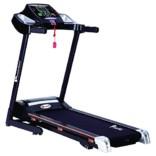 Powermax Fitness TDM-99S Motorized Treadmill with Manual Incline