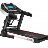 Quantico FS Treadmill with Auto Lubrication & Auto Inclination & Six Level Shock Absorbtion & 1 Year Warranty