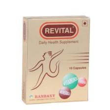 Revital -10 Capsules
